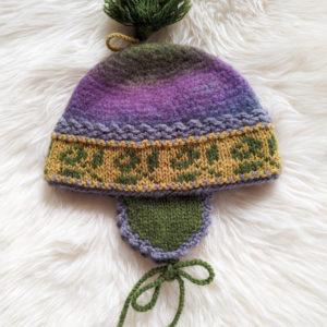 Laste villased mütsid